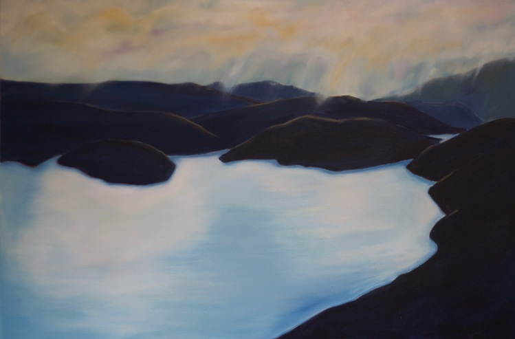 Garibaldi Lake II
